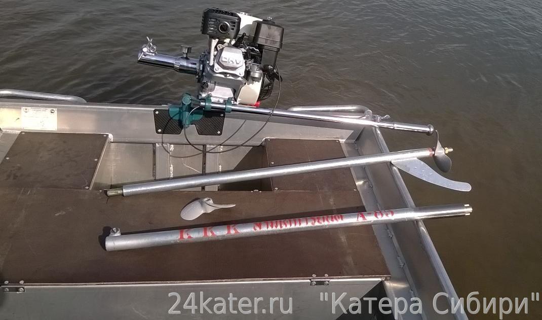 вездеходный лодочный мотор